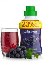 SodaStream Příchuť hrozny 750 ml