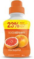 SodaStream Příchuť růžový grep 750 ml
