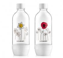 SodaStream Sada lahví Jet Květiny v zimě